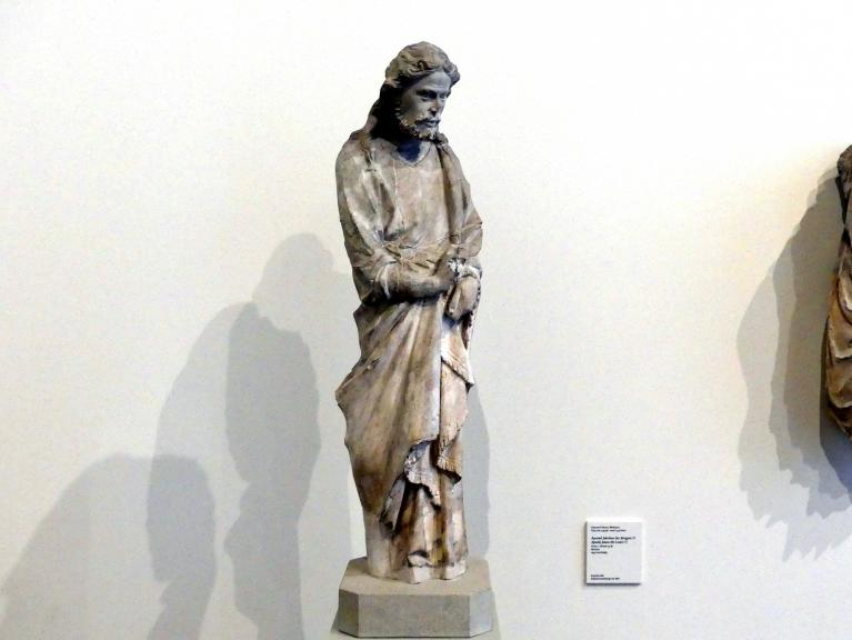 Giovanni Pisano (Werkstatt): Apostel Jakobus der Jüngere (?), 1. Drittel 14. Jhd.
