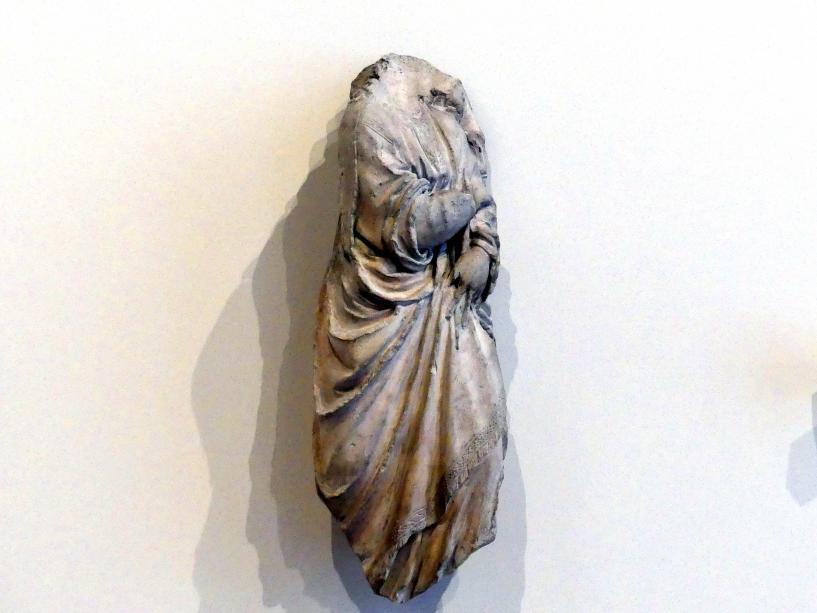 Niccolò Pisano (Nicola Pisano): Engel der Verkündigung, 1265 - 1268