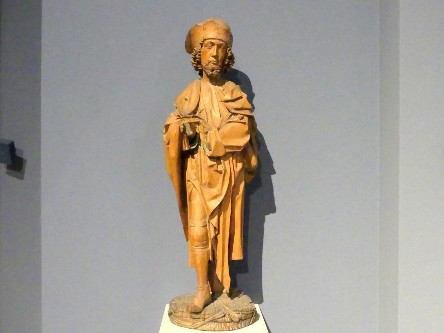 Erasmus Grasser: Hl. Rochus, um 1490 - 1500