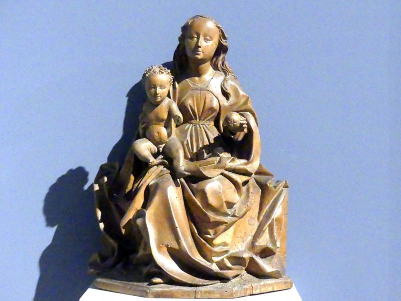 Muttergottes, um 1470 - 1480