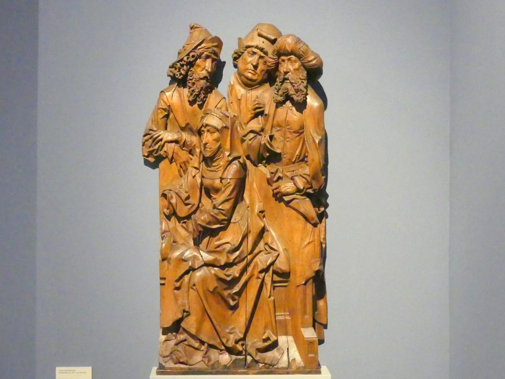 Tilman Riemenschneider: Die hl. Anna und ihre drei Ehemänner, um 1505 - 1510
