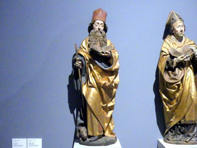 Hl. Antonius, um 1470 - 1480
