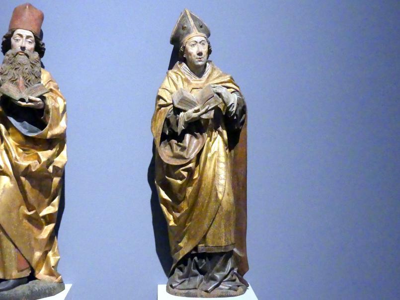Heiliger Bischof, um 1470 - 1480