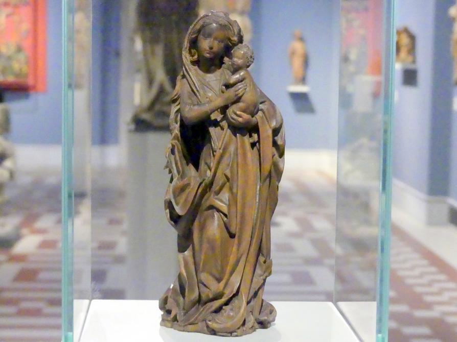 Muttergottes auf der Mondsichel, um 1470 - 1480