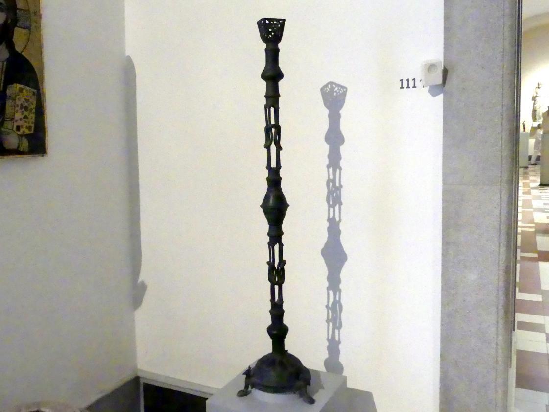 Ständer für Kerze oder Weihrauchschale, um 1150 - 1250