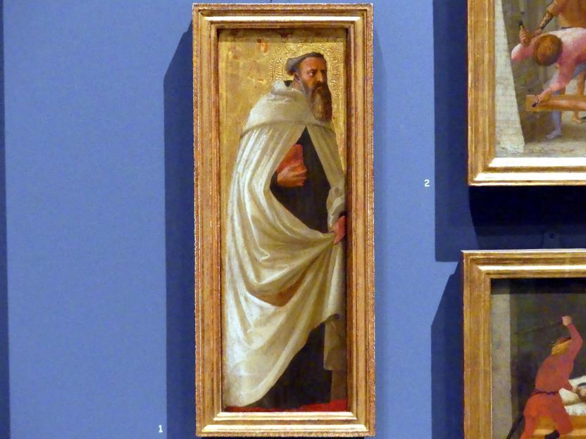 Masaccio: Ein heiliger Karmeliter, 1426