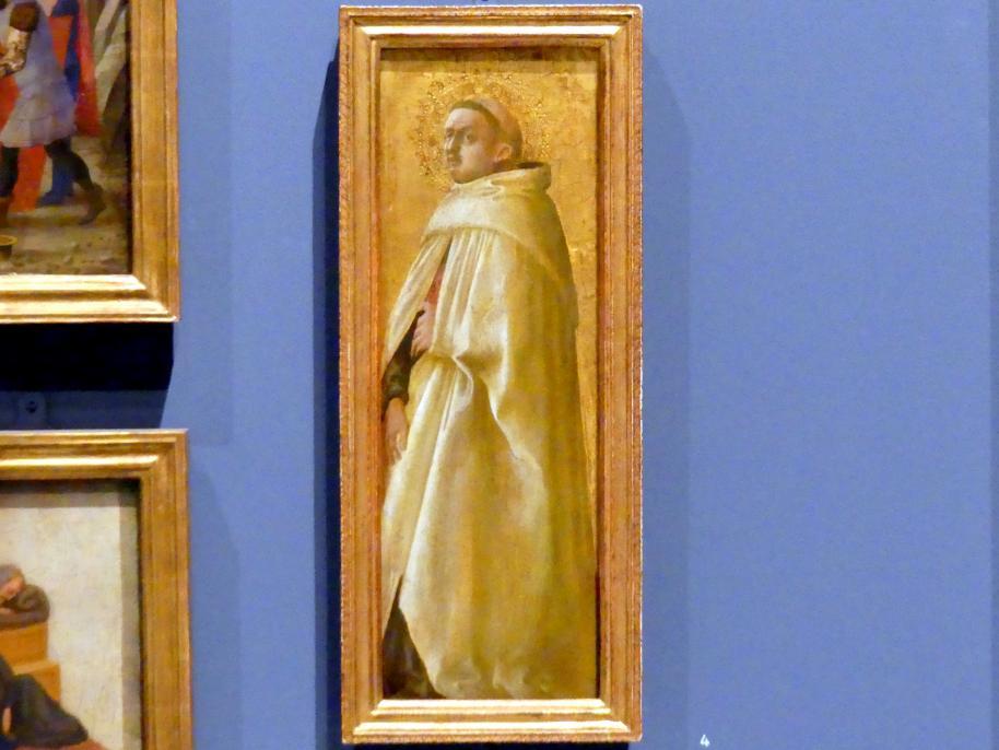 Fra Filippo Lippi: Ein heiliger Karmeliter, 1426
