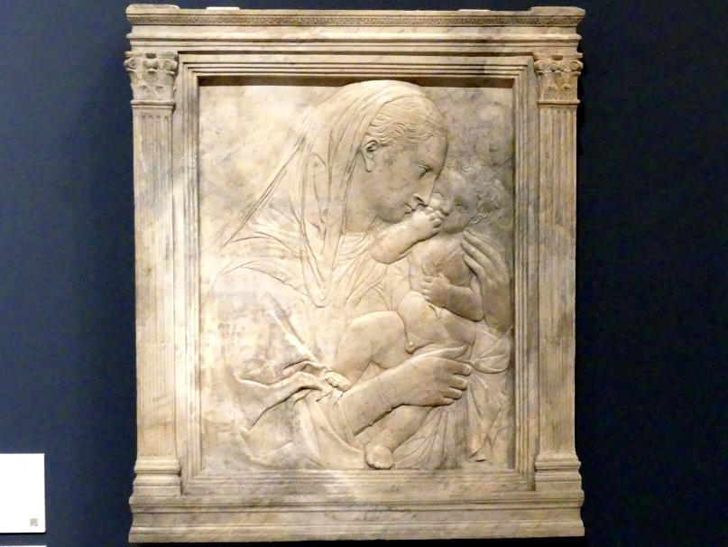 Michelozzo di Bartolommeo: Madonna mit Kind, gen. Orlandini Madonna, um 1426
