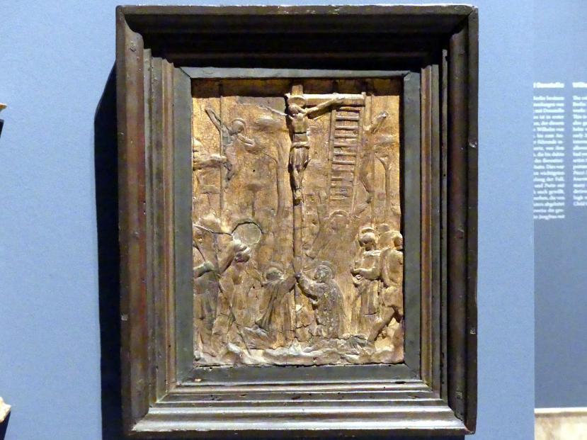 Donatello: Die Kreuzigung, um 1460 - 1466
