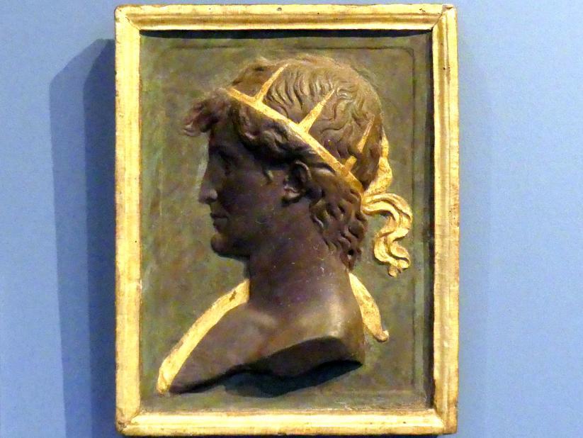 Desiderio da Settignano (Umkreis): Idealbildnis eines antiken Kaisers, um 1450 - 1560