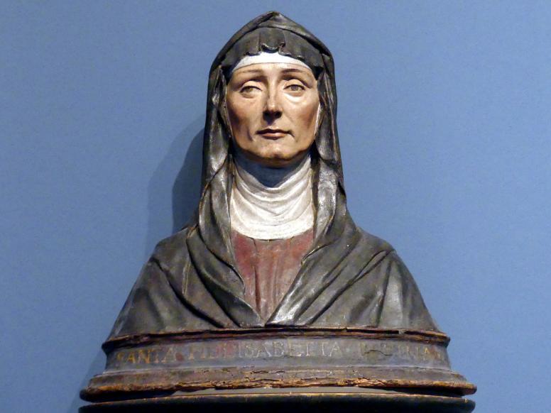 Die Heilige Elisabeth, um 1475 - 1500