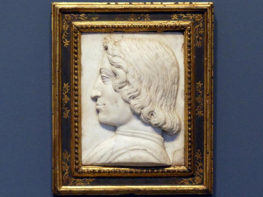 Giuliano de' Medici, um 1480