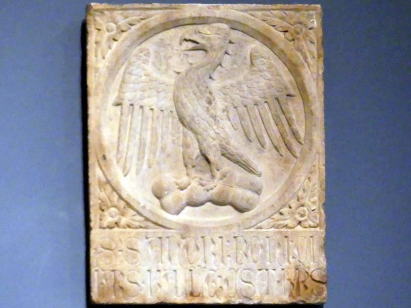 Grabplatte des Sandro Boni, um 1440 - 1450