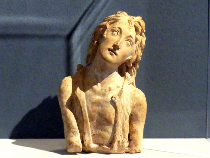 Johannes der Täufer, um 1480 - 1500