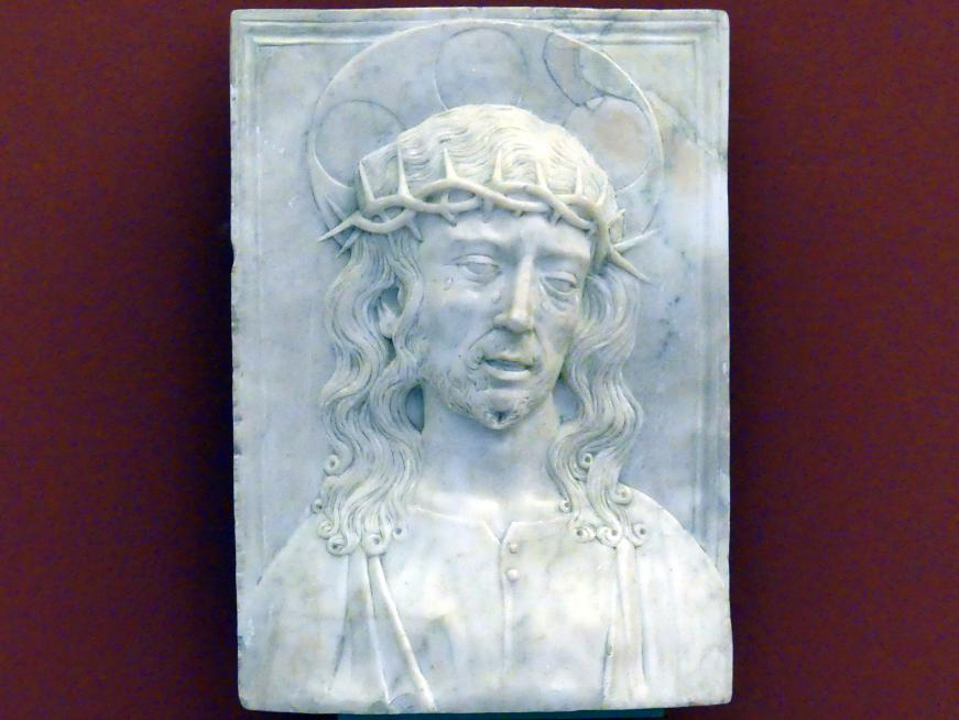 Gregorio di Lorenzo: Christus als Ecce Homo, um 1480