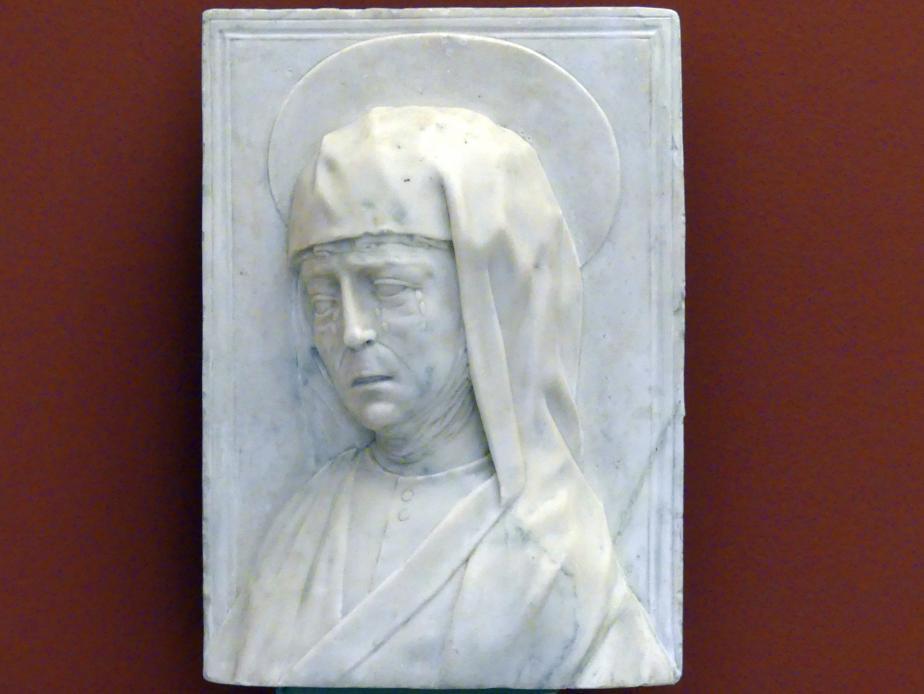 Gregorio di Lorenzo: Mater Dolorosa, um 1480