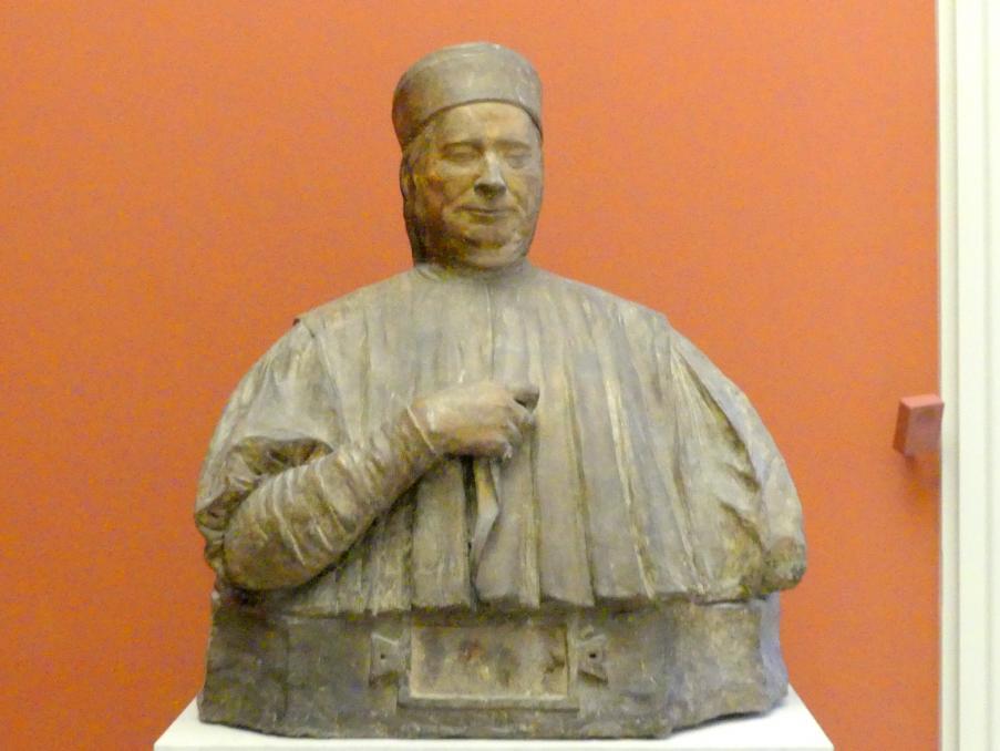 Bildnis eines Gelehrten, 1. Drittel 16. Jhd.