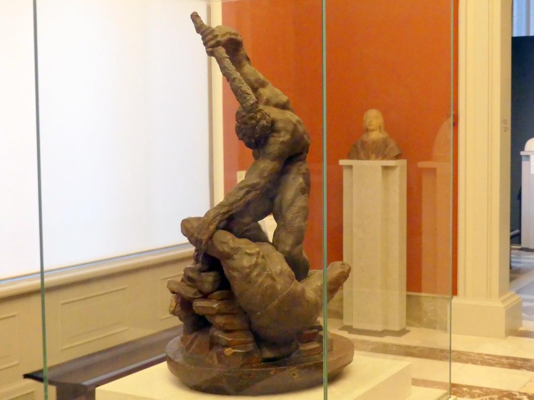 Baccio Bandinelli: Herkules und Kakus, um 1525