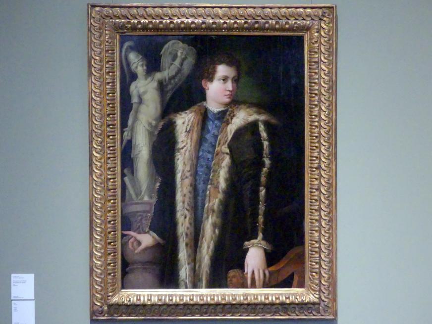 Giorgio Vasari: Bernardetto de' Medici, 1549