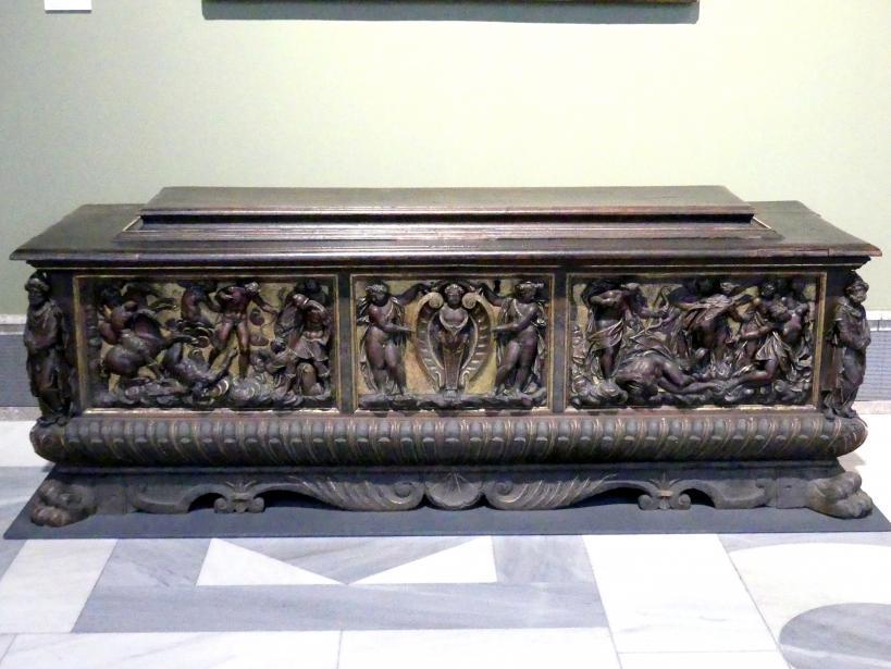 Truhe, um 1540