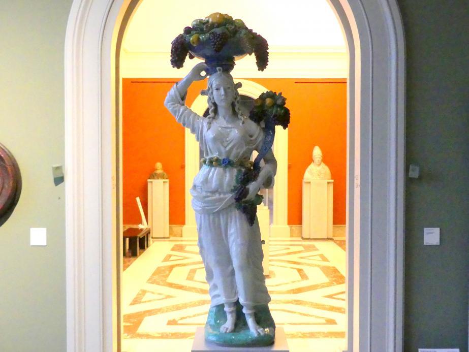 Andrea della Robbia (Werkstatt): Dovizia, Beginn 16. Jhd.