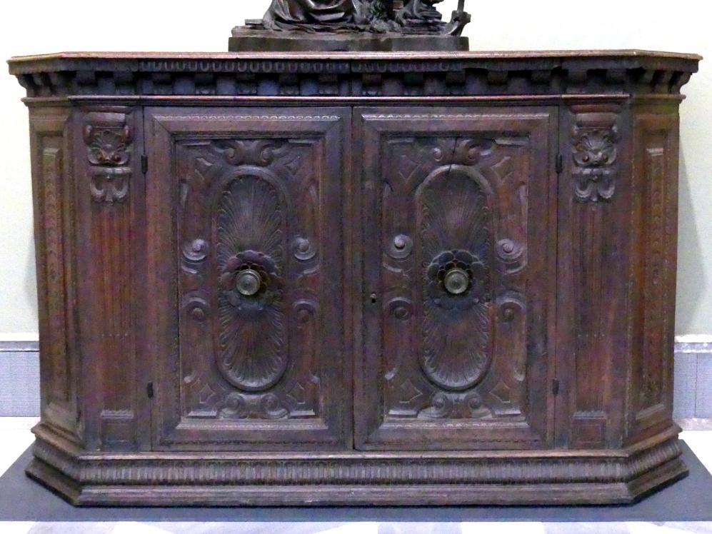 Kredenz, um 1560