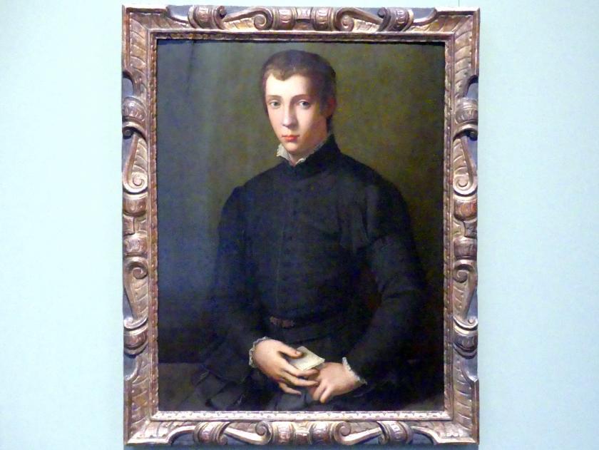 Alessandro Allori: Bildnis eines jungen Mannes, Undatiert