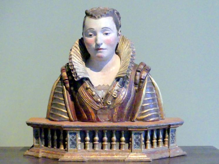 Bildnis einer Dame (Marchesa Ginori ?), um 1590
