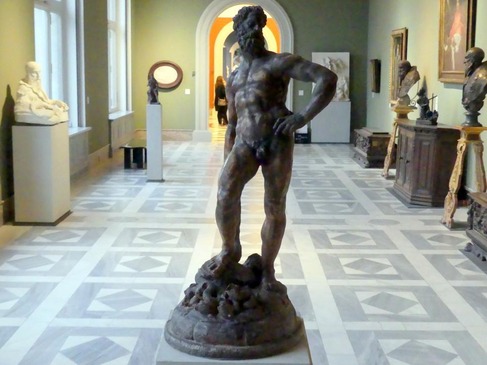 Giovanni da Bologna (Giambologna) (Umkreis): Herkules als Bezwinger der lernäischen Hydra, um 1600