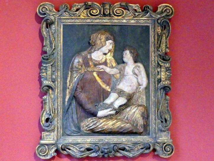 Jacopo Sansovino (Jacopo Tatti): Madonna, um 1540
