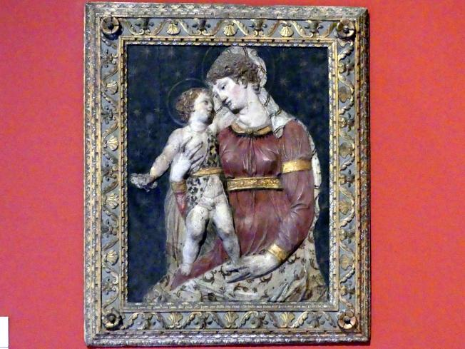 Jacopo Sansovino (Jacopo Tatti): Madonna mit dem Pardelfell, Undatiert