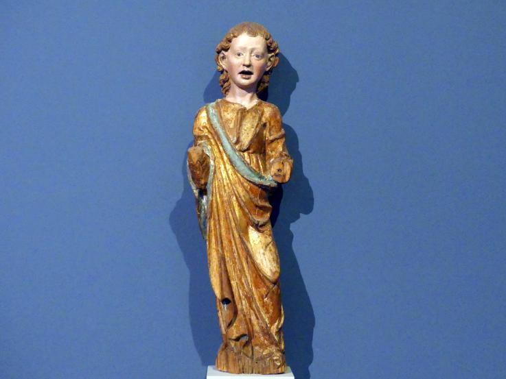 Engel der Verkündigung (?), um 1470