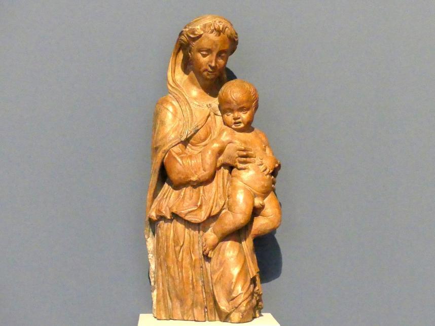 Giovanni Minello (Giovanni Minelli de' Bardi): Madonna, um 1490