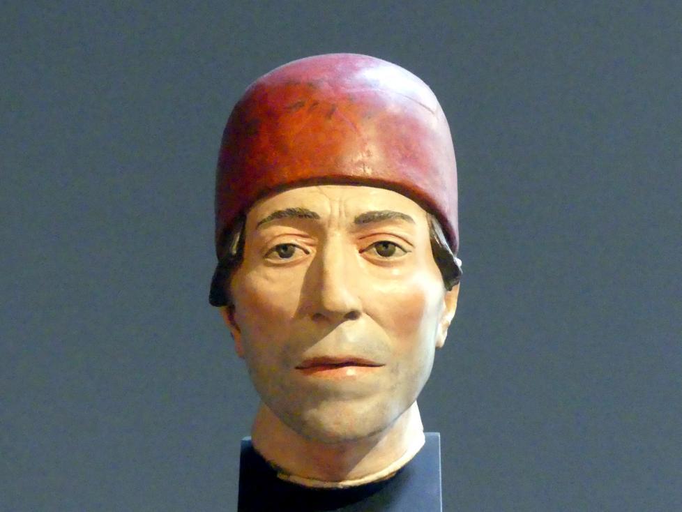 Bildnis eines Unbekannten, 2. Hälfte 15. Jhd.