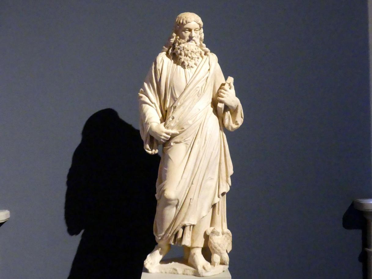 Lorenzo Bregno: Johannes der Evangelist, um 1510