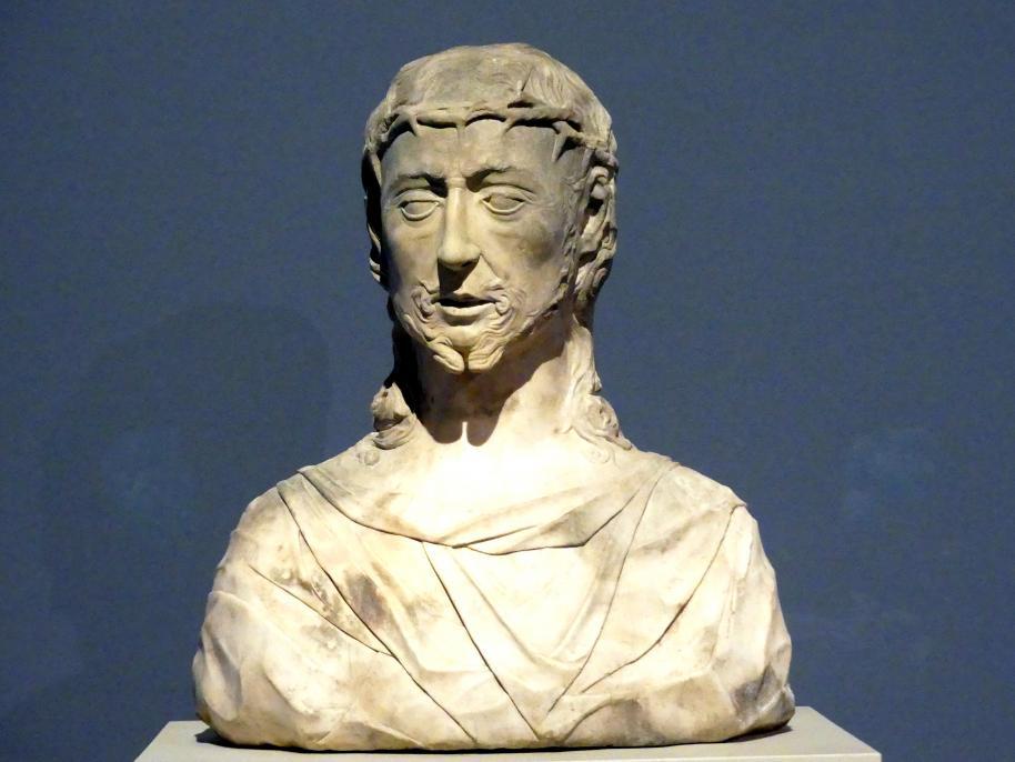 Gregorio di Lorenzo: Christus als Ecce Homo, um 1470 - 1475