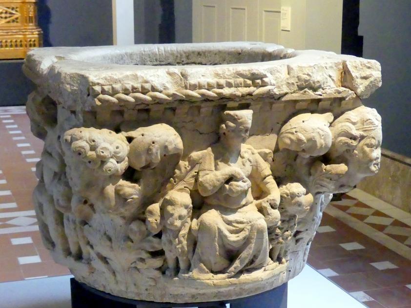 Bartolomeo Bon: Brunnenmündung, 2. Drittel 15. Jhd.