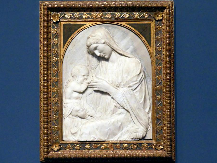 Francesco di Giorgio Martini: Madonna, um 1465 - 1470