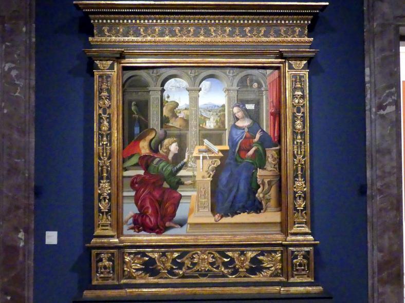 Verkündigung an Maria, um 1500