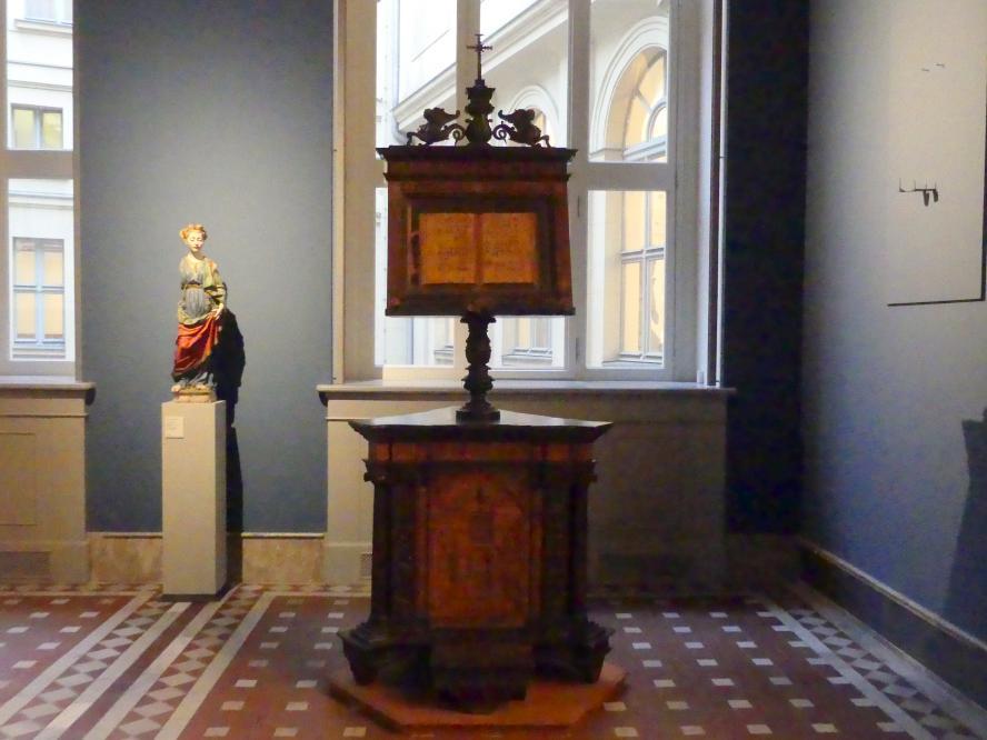 Chorpult, 1531