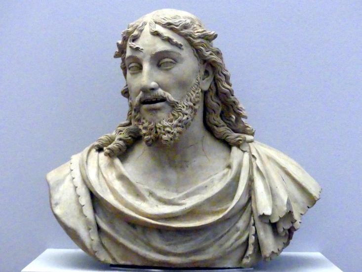 Antonio Begarelli: Christusbüste, Undatiert