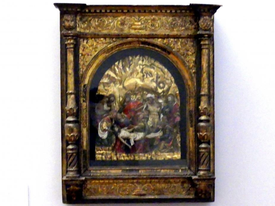 Giovanni Angelo Del Maino: Beweinung Christi, 1500 - 1505