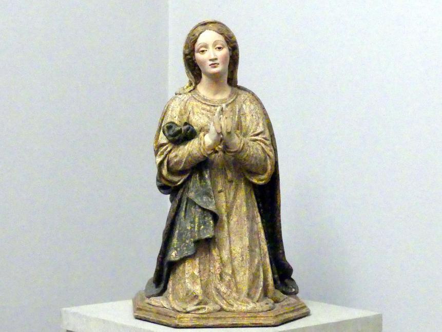 Andrea da Milano (Andrea da Saronno): Maria und Joseph aus einer Darstellung der Heiligen Familie, um 1520, Bild 2/6
