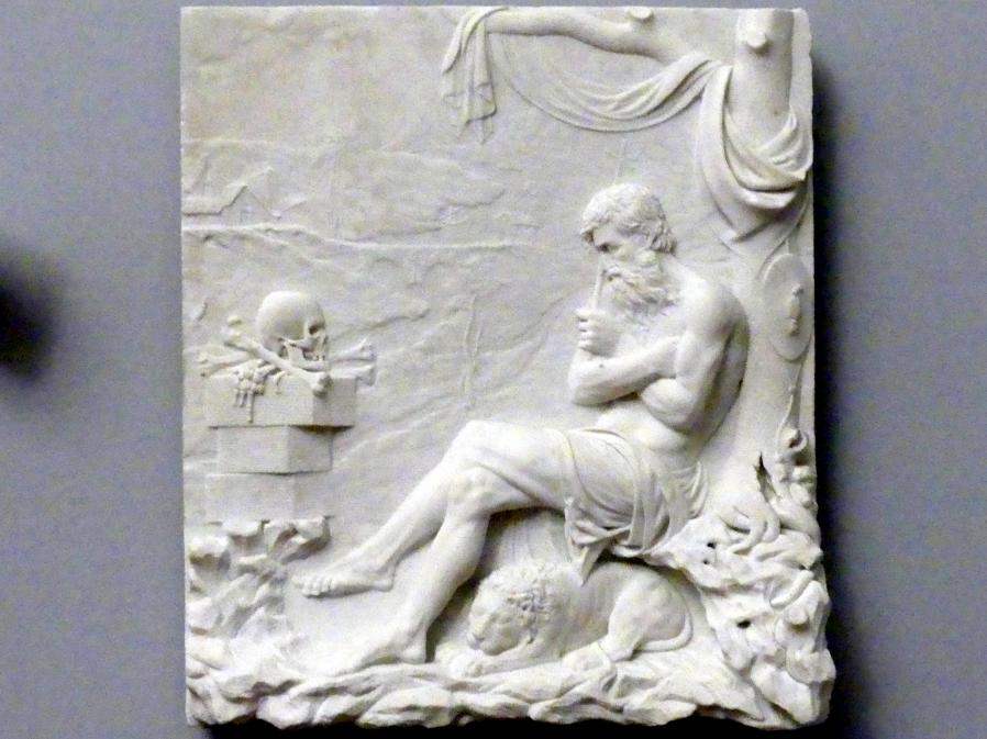 Hl. Hieronymus, 2. Hälfte 16. Jhd.