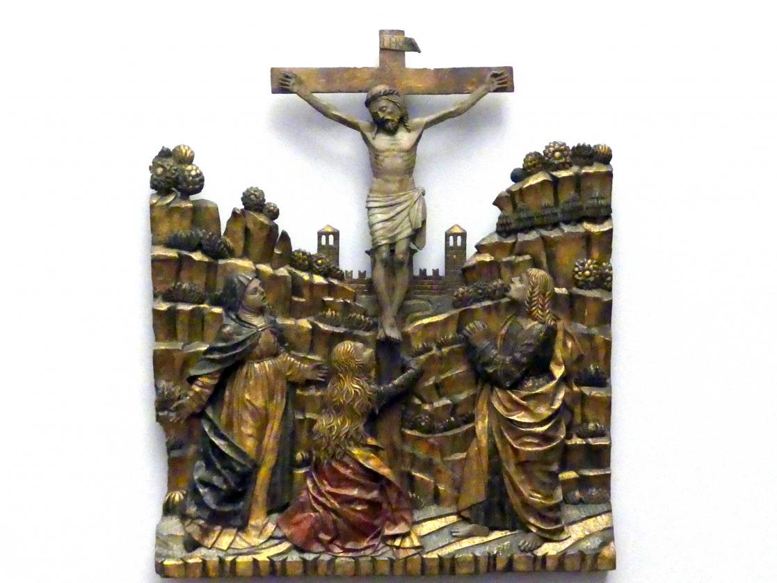 Giovanni Pietro e Giovanni Ambrogio De Donati: Kreuzigung Christi, 1507 - 1510