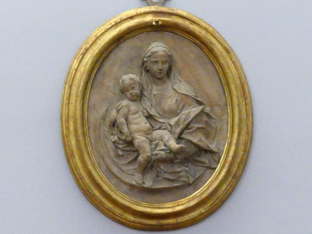 Giuseppe Maria Mazza: Madonna auf der Mondsichel, Undatiert