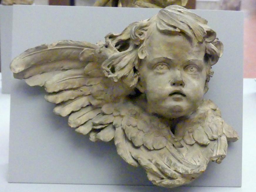 Filippo della Valle: Engel, um 1730 - 1750