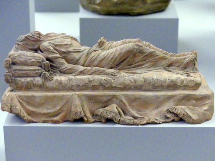 Antonio Corradini: Christus im Leichentuch, Undatiert