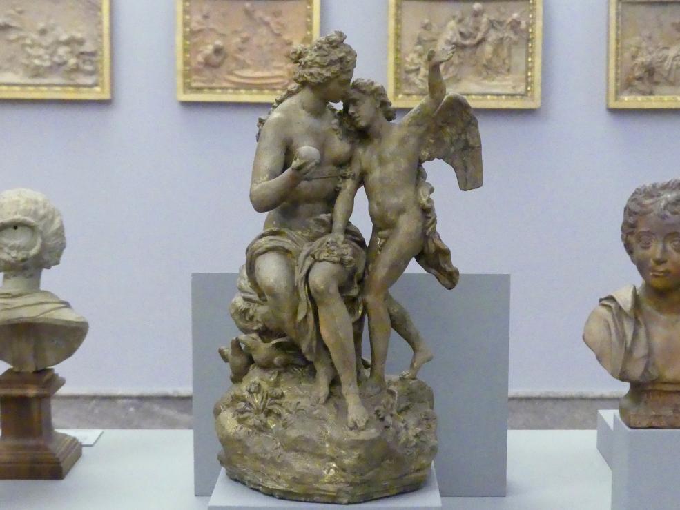 Giuseppe Piamontini: Venus und Amor, um 1710