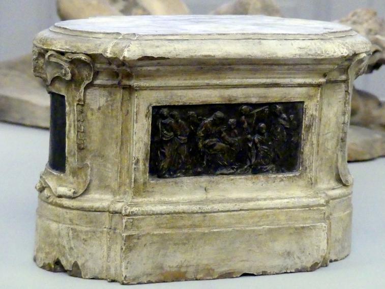 Giovanni da Bologna (Giambologna): Sockelmodell, um 1590